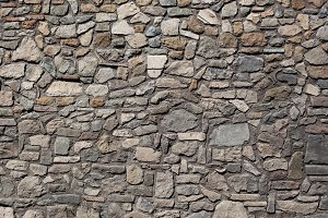 Old wall from bricks