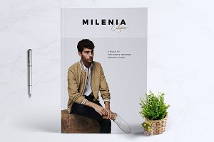 MILENIA Fashion Lookbook