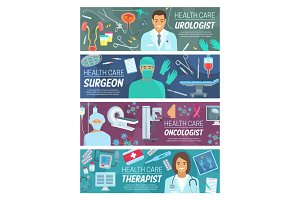 Surgery, urology and oncology doctor