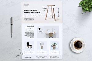 FURNIPLUS Furniture Flyer