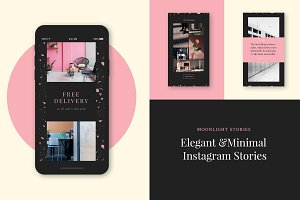 Moonlight Stories for Instagram