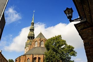 The Dome Cathedral, Riga, Latvia