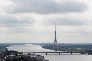 Tv Tower, Riga, Latvia