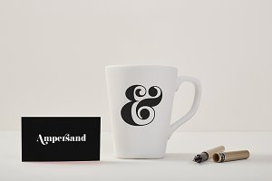 Ground Breaker Coffee Mug & Biz Card