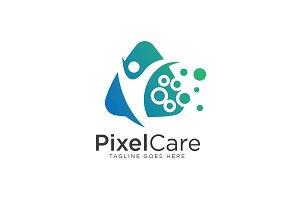 Pixel Care Logo