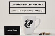 Ground Breaker Collection Vol. 1