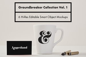 Ground Breaker Collection Vol. 1