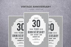Vintage Anniversary