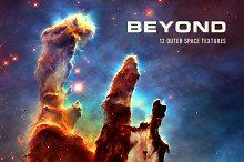 Beyond: 12 Outer Space Textures