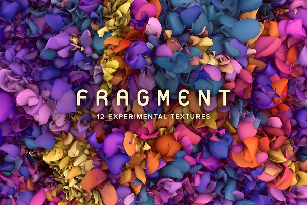 Textures: Chroma Supply - Fragment: 12 Experimental Textures