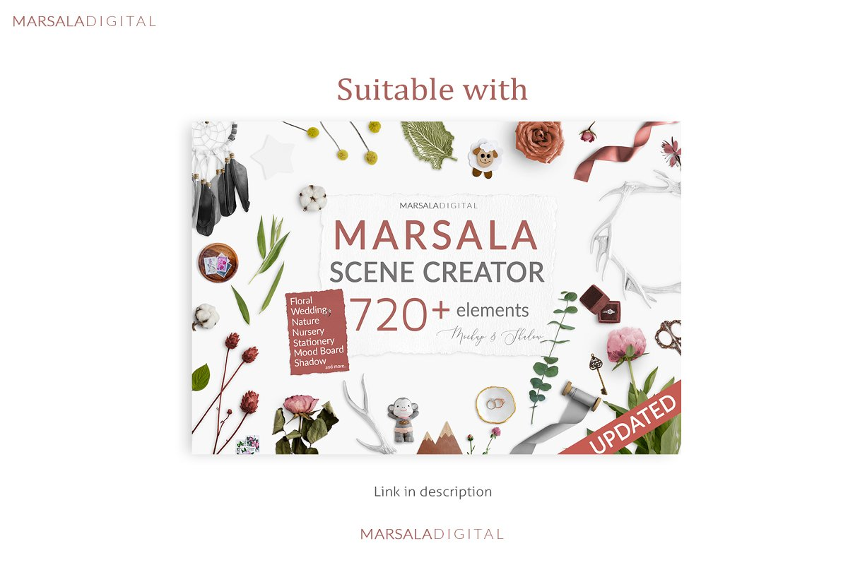 Mockup Scene Creator - Stationery  in Product Mockups - product preview 20