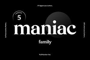 Maniac Family