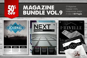 Magazine Bundle 9