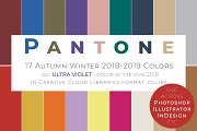 Ultra Voilet in 17 Pantone AW2018-19