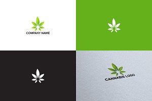 Leaves logo design