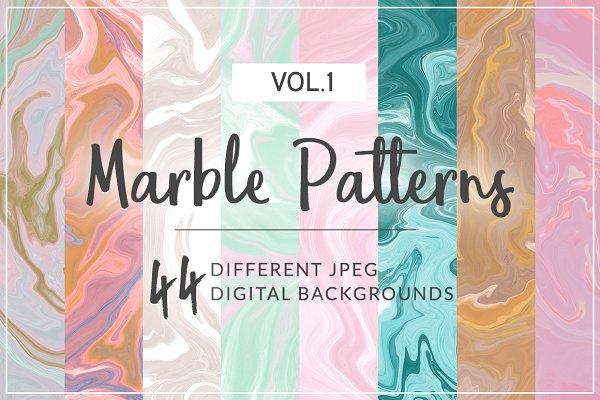 Marble Patterns Pack Vol.1