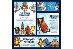 Cristian religion elements