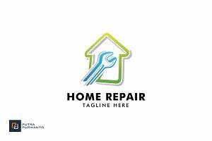 Home Repair - Logo Template