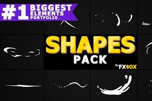 Cartoon Shapes Premiere Pro