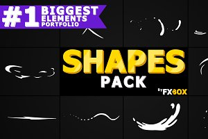 Cartoon Shapes After Effects