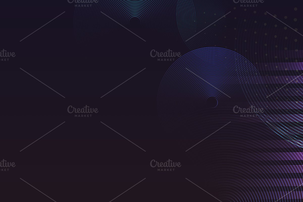Equalizer abstract background