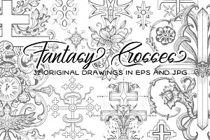 Fantasy crosses