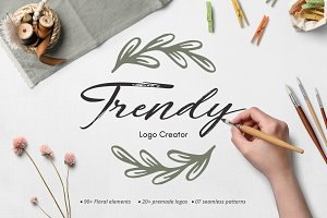 Trendy Logo Creator