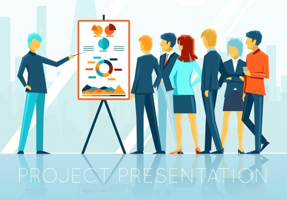 business meeting presentation graphics creative market