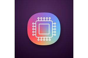Processor app icon