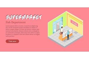 Supermarket Fsh Department Web