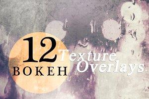 Bokeh Texture Overlays