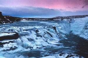 Gullfoss-Iceland Wonders Collection