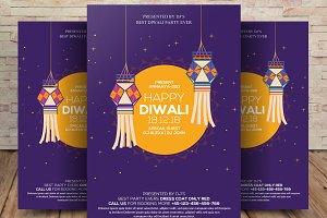 Happy Diwali Flyer