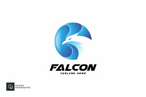 Falcon - Logo Template