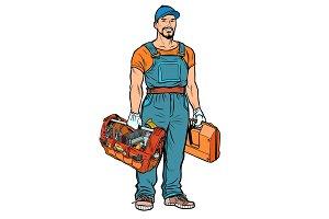repairman handyman service