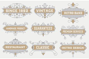 vintage templates