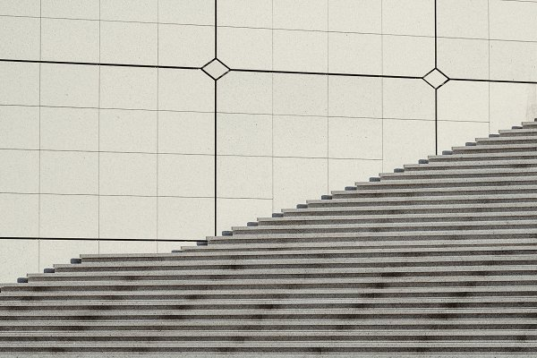 Architecture Stock Photos: Edalin's Store - View on stairs