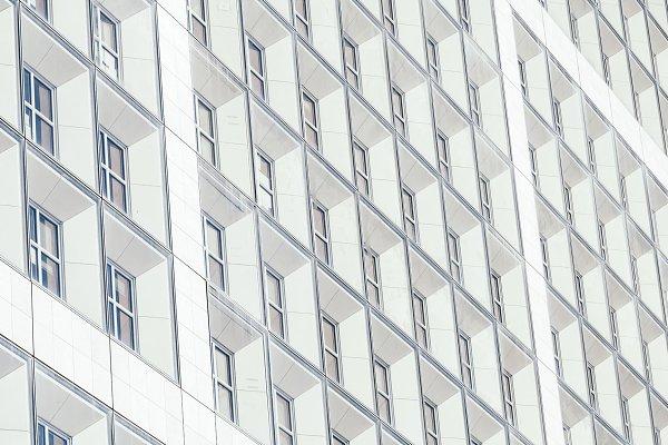 Architecture Stock Photos: Edalin's Store - White exterior