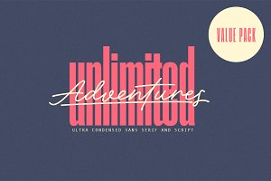 Adventures Unlimited Value Pack