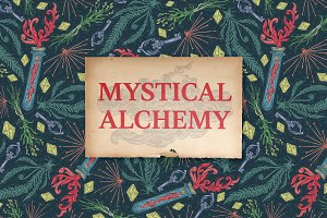 The Alchemical Mystery