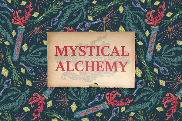The Alchemical Mystery collection