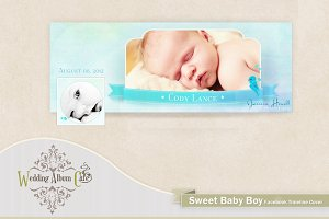 Sweet Baby Boy Facebook Timeline