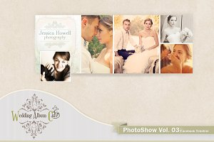 PhotoShow Vol. 3 Facebook Timeline