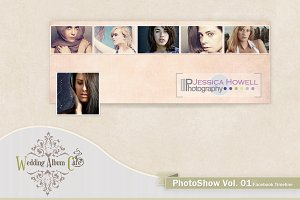 PhotoshowV.1 Facebook Timeline Cover