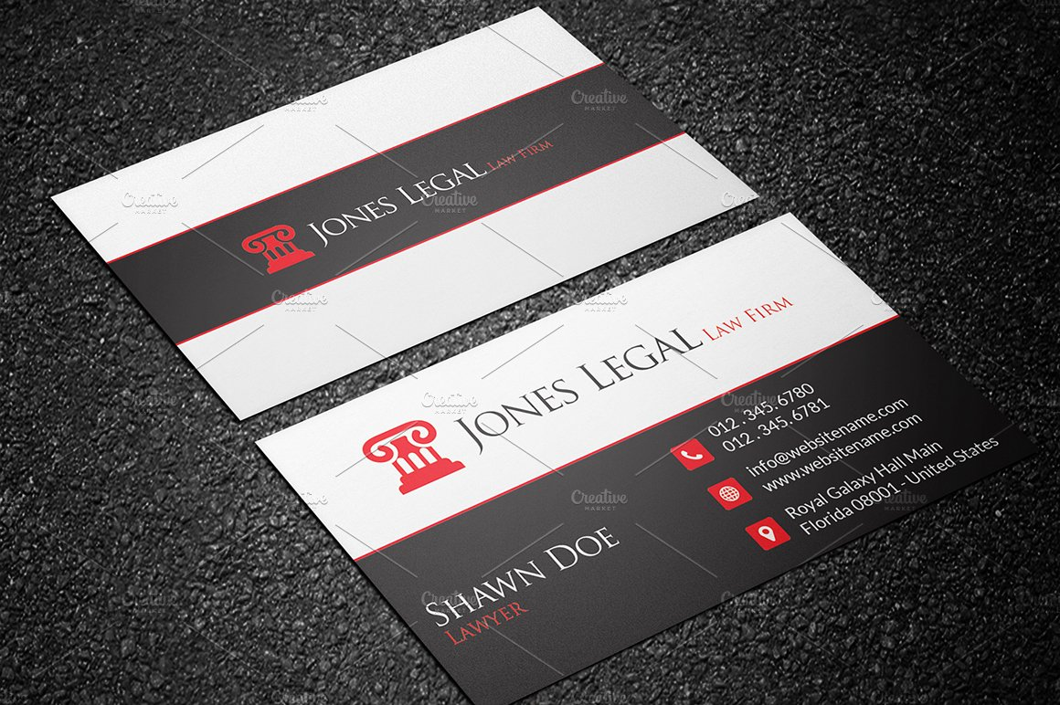Law firm business card template 32 business card templates law firm business card template 32 business card templates creative market colourmoves