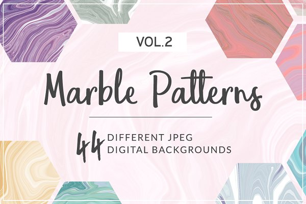 Marble Patterns Pack Vol.2