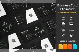 Business Card Minimalist