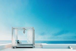 Beach lounge - ocean villa seaside &