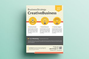 Creative Corporate Flyer V14