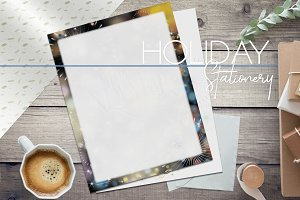 New Year Blast Stationery